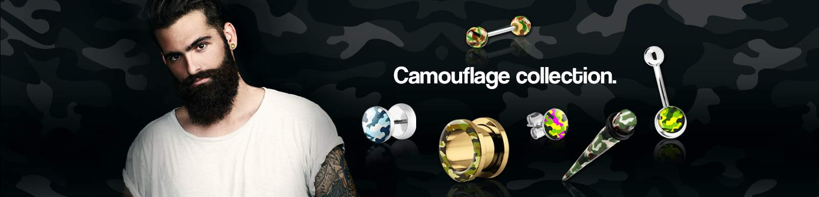 Camouflage collection en