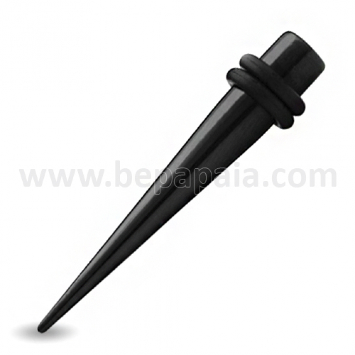 Black steel expander spike